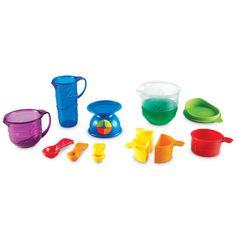 Primary Science Mix & Measure Set