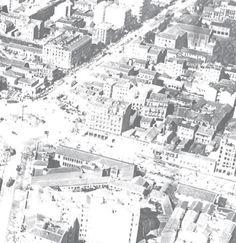 """Cuatro Caminos, """"el corazón del Madrid obrero""""     1929"""