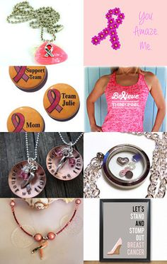 Think Pink by Laurie and Joe Dietrich on Etsy--Pinned with TreasuryPin.com