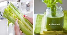 3 Ingredient Celery Juice To Quickly Detox Your Kidneys, Heart, And Joints! 3 Ingredient Celery Juice To Quickly Detox Your Kidneys, Heart, And Joints. Liver Detox Drink, Kidney Detox Cleanse, Detox Your Liver, Smoothie Detox, Liver Cleanse, Celery Smoothie, Detox Soup, Natural Liver Detox, Natural Detox Drinks