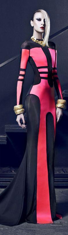 "Nicolas Jebran.FALL-WINTER 2014-2015. - Inspiring Future-Fashion-Board at Pinterest: search for pinner ""Jochen Wojtas"""