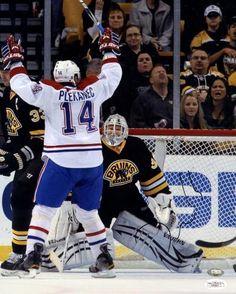Tomas Plekanec Signed 11x14 Photo - JSA #SportsMemorabilia #MontrealCanadiens