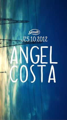 Angel Costa 25.X.2012
