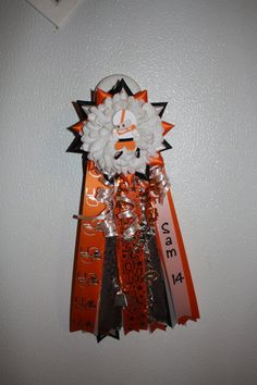 Hey, I found this really awesome Etsy listing at http://www.etsy.com/listing/81178163/pee-wee-homecoming-mum-garters-for-boys