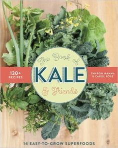 What to do with Kale? Get this.