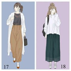 Fashion clothes sketches character design 17 Ideas for 2019 Source by clothing sketches Look Fashion, Hijab Fashion, Korean Fashion, Fashion Art, Fashion Dresses, Fashion Clothes, Teen Girl Fashion, Fashion Design Drawings, Fashion Sketches