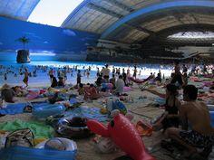 La mayor piscina cubierta del mundo