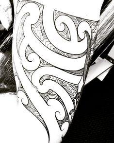 Maori Tattoo Designs, Maori Tattoos, Polynesian Tattoos, Nice Pictures To Draw, Body Tattoos, Tatoos, New Zealand Tattoo, Maori Art, Geometric Logo