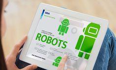 Los enormes avances de la robótica están permitiendo automatizar puestos de trabajo en algunas industrias, lo que ha abierto el debate sobre si sustituirán al ser humano o no en algunos de estos puestos. En este paper se analiza todo el desarrollo que se está produciendo en la industria robótica.