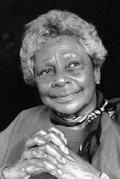 Faith Bandler (1918 - 2015)  Australian of Islander extraction, civil rights worker.