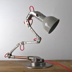 Mek Elek Desk Lamp | Artifact Lighting Ltd