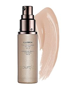 If you're looking for a heavily tinted moisturizer, this is the product. // Illusion Tinted Moisturizer Broad Spectrum by Hourglass