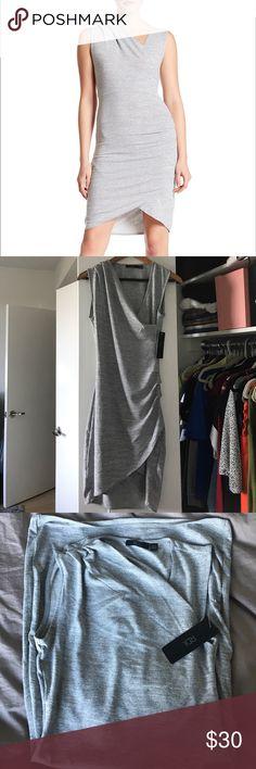RND faux wrap dress size S P P NWT. Gorgeous faux wrap design 9d9ca5d1db