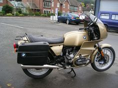 BMW R100-RS