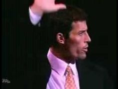 [ANTHONY ROBINS] The world will give you exactly what you ask of it by Tony Robbins