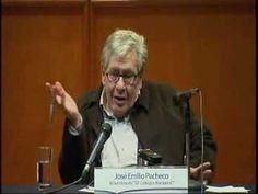 """Este video es la primera parte de la conferencia que José Emilio Pacheco impartió como parte del 2do ciclo de conferencias de """"Ciencia y Cultura para juzgadores"""" en la Suprema Corte. Fecha: 6 de septiembre de 2013."""