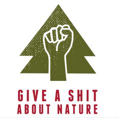Not necessary crap, just dont have the right folder to put it in. Tree sticker, from Give a Shit about Nature website. For every sticker or tshirt they plant 20 trees!!