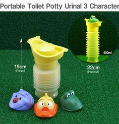 Pispot Portable – Potty Training Rp 100.000