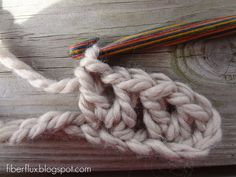 How to Crochet the V Stitch tutorial...great tutorial for beginner or as a refresher!