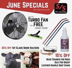 Sullivan Supply - Livestock Grooming Supplies