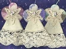 quilt from doilies - Bing Images