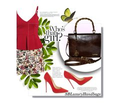 For SBLuxuryHandbags #1 by excogitatoris on Polyvore featuring Jimmy Choo