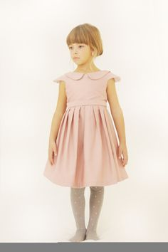 "The "" Peony "" special occasion, Girl Dress."