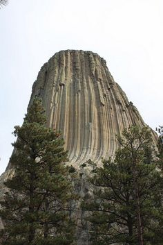 Devils Tower, Wyomin