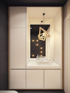 Projekt wnętrza mieszkania // apartment interior design Lok. // loc.: Warszawa Powierzchnia // area: 60m² Rok // year: 2015