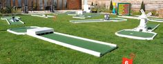 Mobile Crazy Golf - Altitude Events #scouts #guides #events #outdooractivityhire Village Fete, Golf Wedding, Crazy Golf, Family Fun Day, Girl Guides, East Sussex, Team Building, Surrey