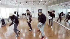 EXO Overdose (gif)