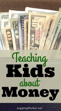 Do your children spend and save their money wisely? Do they really understand the value of money? You can start early with your young children teaching them good money habits like smart shopping …