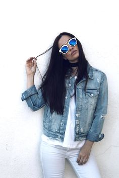 Miss Leote: Intricately Designed Retro Horned Rim Mirrored Lens Sunglasses 9754