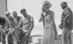 O verão 2015 de Vanessa Montoro com a blogueira belga Sofie Valkiers