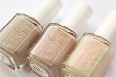 A simple #nude nail