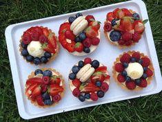 Mini Tart, Bruschetta, Sushi, Muffins, Cheesecake, Food And Drink, Cupcakes, Baking, Ethnic Recipes