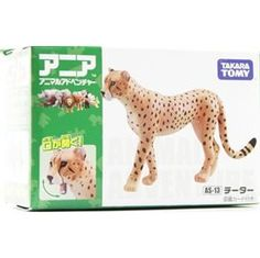 PChome Online 商店街 - playGO玩具館 - TAKARA TOMY ANIA探索動物★~ AS13 豹_ AN49213