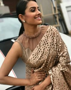Stylish Fancy Blouse Designs For Latest Saree Blouses Designs From 2017 That Are Sure To Amaze YouAnita Hassanandani Images In Designer Latest Blouse Designs 2018 Patterns, Anita Hassanandani is an IndianLooking for stylish blouse designs fo Blouse Back Neck Designs, Netted Blouse Designs, Fancy Blouse Designs, Latest Saree Blouse Designs, Latest Blouse Patterns, Blouse Styles, Saree Jacket Designs, Saree Blouse Patterns, Designer Blouse Patterns