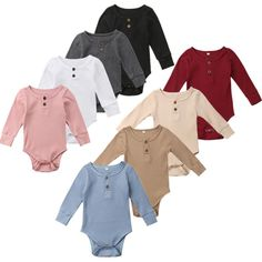 Tangled Sun Symbol Logo Newborn Baby Boy Girl Romper Jumpsuit Long Sleeve Bodysuit Overalls Outfits Clothes