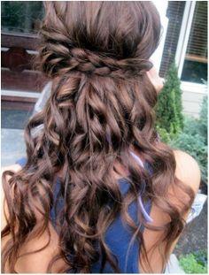 Fun take on curls