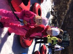 Massanutten: 8 Winter Must-Do's as a Family (snow tubing, indoor water park, etc)