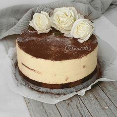 Baking Recipes, Cookie Recipes, Dessert Recipes, Apple Rose Pastry, Torte Recepti, Torte Cake, Traditional Cakes, Vanilla Cake, Chocolate Cake