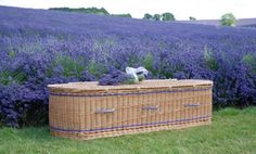 Each one of our wicker willow coffins has been beautifully and caringly hand woven by one of our skilled basked makers in our workshops in Somerset, making each coffin unique, special and a personal tribute to a loved one