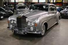 1963 ROLLS-ROYCE SILVER CLOUD III CONVERTIBLE BY MULLINER PARK WARD