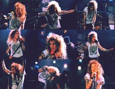 Axl Rose in Welcome to the Jungle