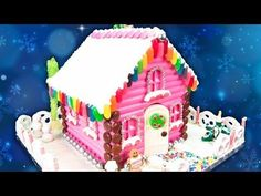 12 Christmas Desserts IN ONE VIDEO - Kit Kat Forest, Hersheys House, Cakes, Cupcakes and more! - YouTube