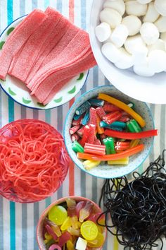 Trakteren op snoepsushi | Wimke