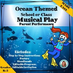 Im super excited to finally have this play ready for you to enjoy with your class.  Ive been writing class and grade level musical plays for 18 years, but this is the first time Ive written one in an easy to follow format for teachers anywhere to use with their own class or school.