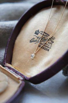 L'Ecume des Jours novembre  Drop diamond