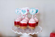 Designs by Kimberly Francom: Cupids Arrow Free Valentine Party Printables, Dessert Topper Printables